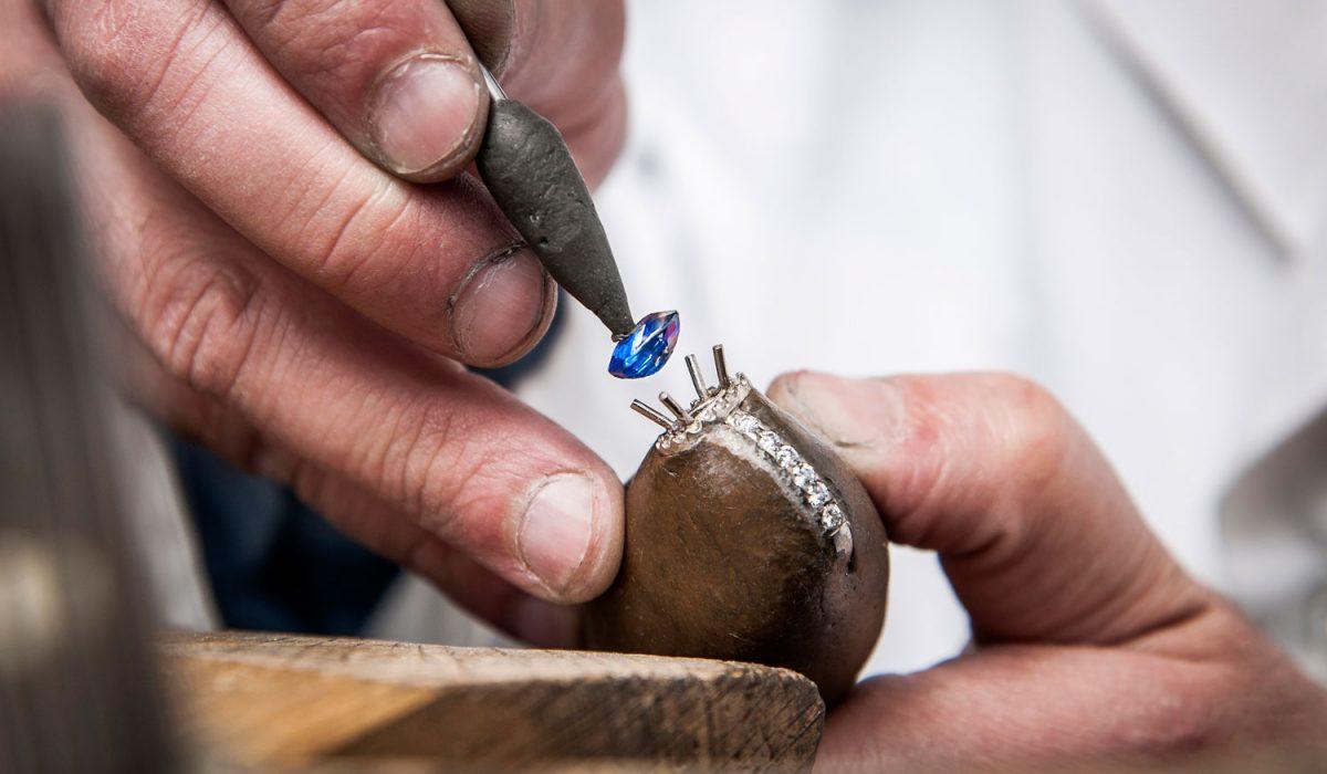 Atelier de bijouterie