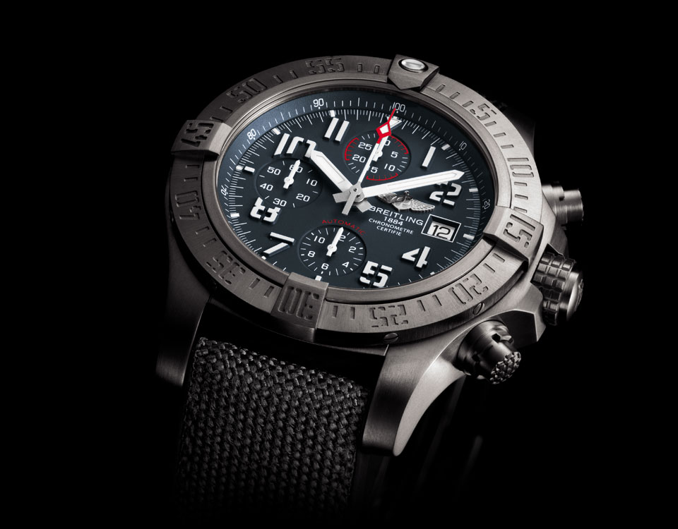 diving watch breitling
