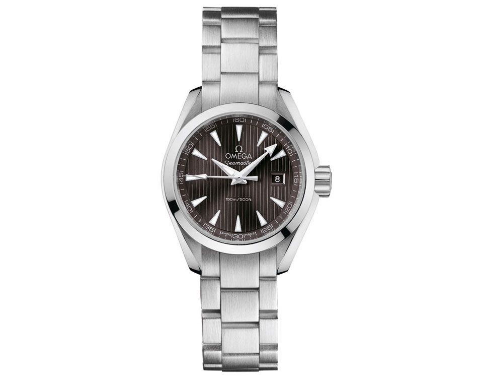 woman diving watch