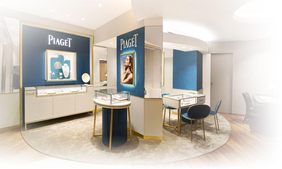 Piaget New Concept Corner Tollet