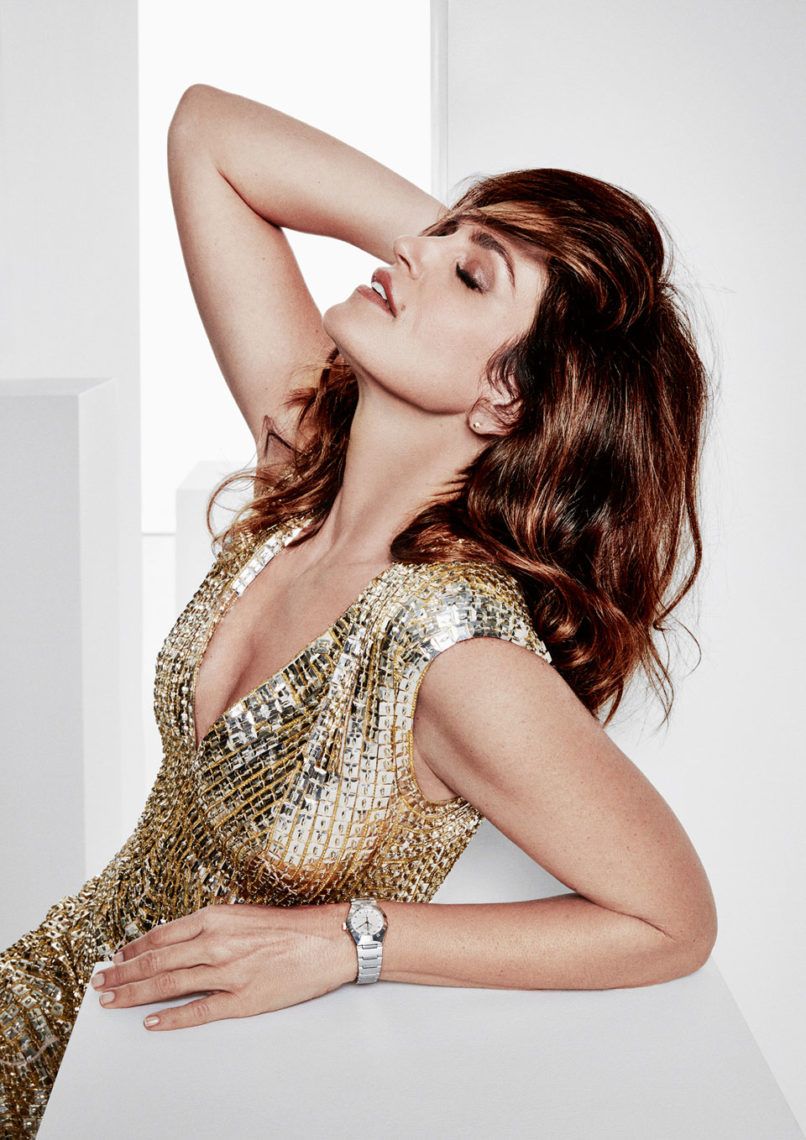 Omega_CONSTELLATION_Cindy_Crawford