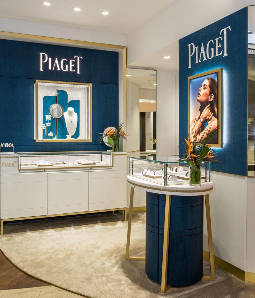 Salon Piaget Tollet Bruxelles