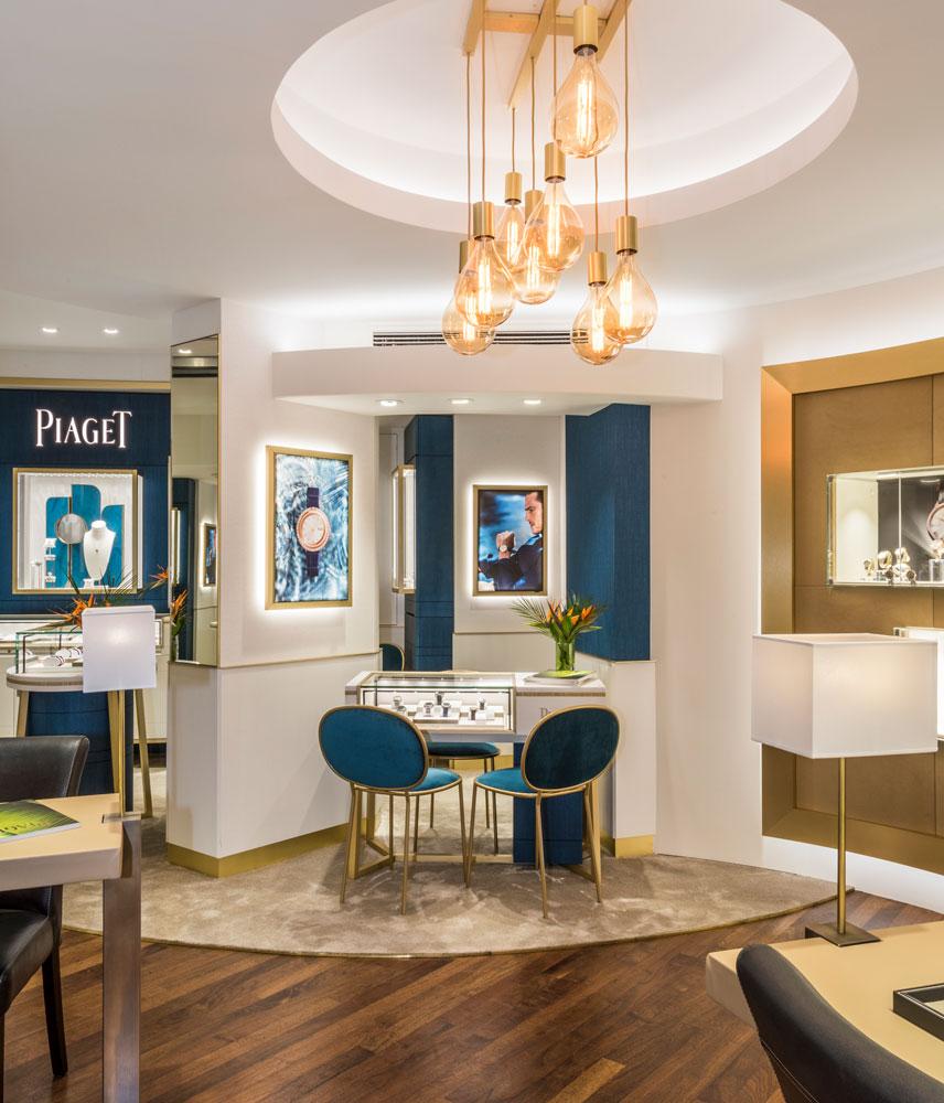 Salon Piaget Tollet Brussels