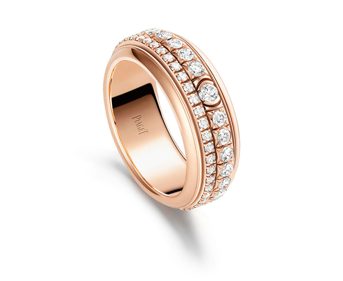 Tollet Piaget bague possession