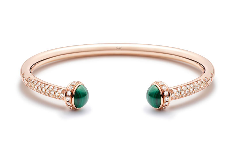 Tollet Piaget bracelet possession
