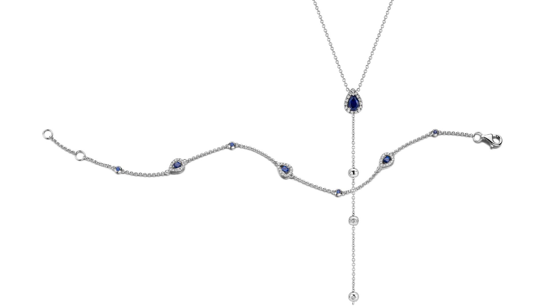 Tollet_Happy-Colors_Collier+Bracelet_saphirs bleu royal